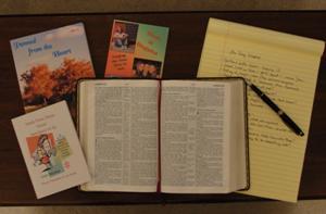 books & bible